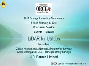 LiDAR for Utilities