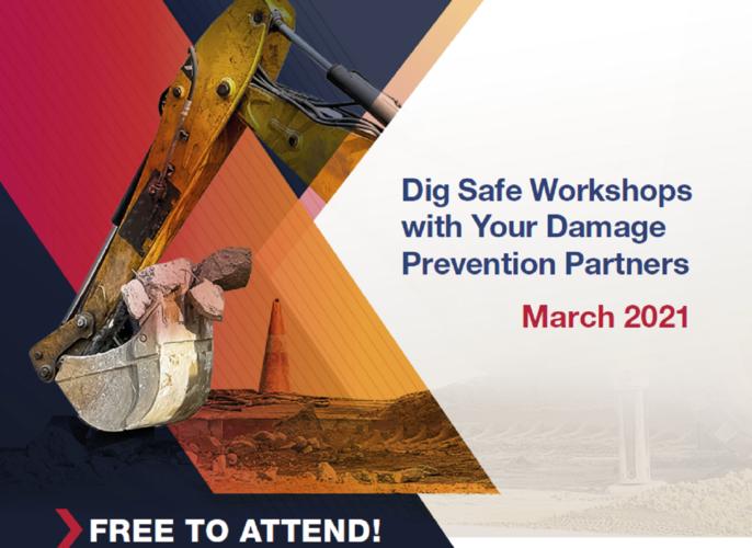 dig safe workshops 2021